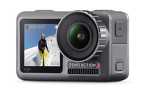 camera-4K-Dji-Osmo-Action