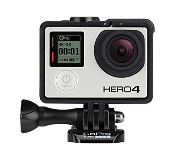 camera gopro 4