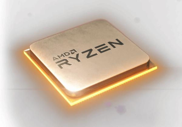 CPu AMD Ryzen 7 2700X cho game thủ