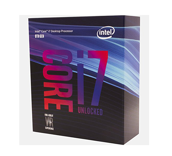 CPU INTEL CORE I7-8700K