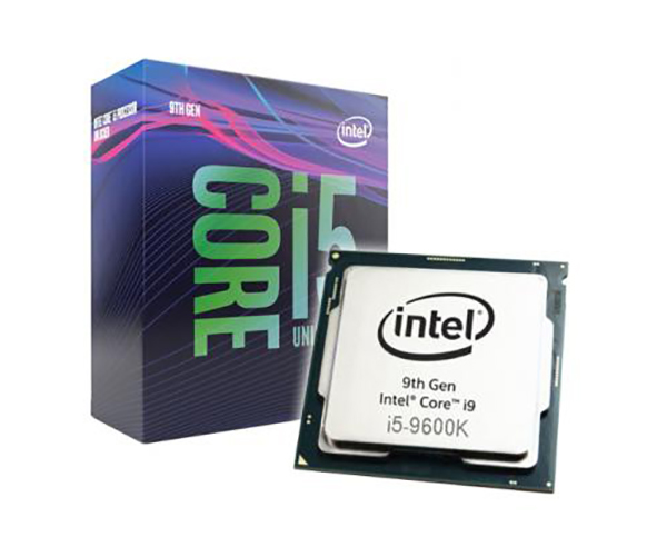 CPu cho game thủ INTEL CORE I5-9600K