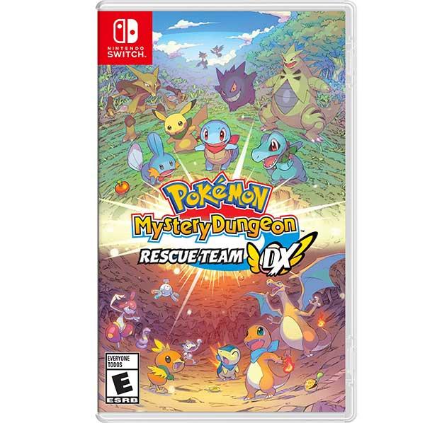 Đánh giá Pokémon Mystery Dungeon: Rescue Team DX
