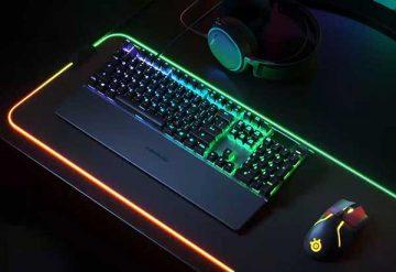 Đánh giá bàn phím máy tính SteelSeries APEX 3