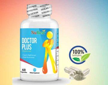 [Review] Đánh giá thuốc tăng chiều cao Doctor Plus