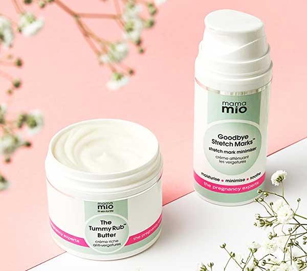 Đánh giá kem trị rạn da Mama Mio
