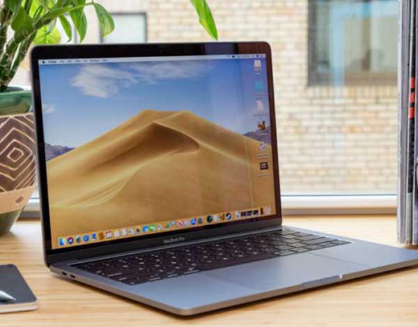 Đánh giá Macbook Pro 2019