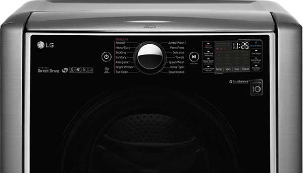 Đánh giá máy giặt LG WM9000HVA