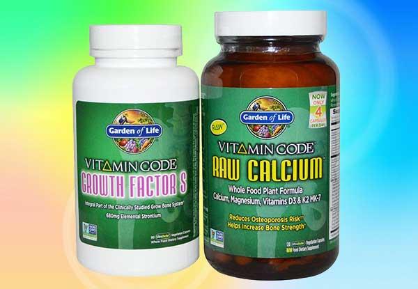 Đánh giá Vitamin Code Grow Bone