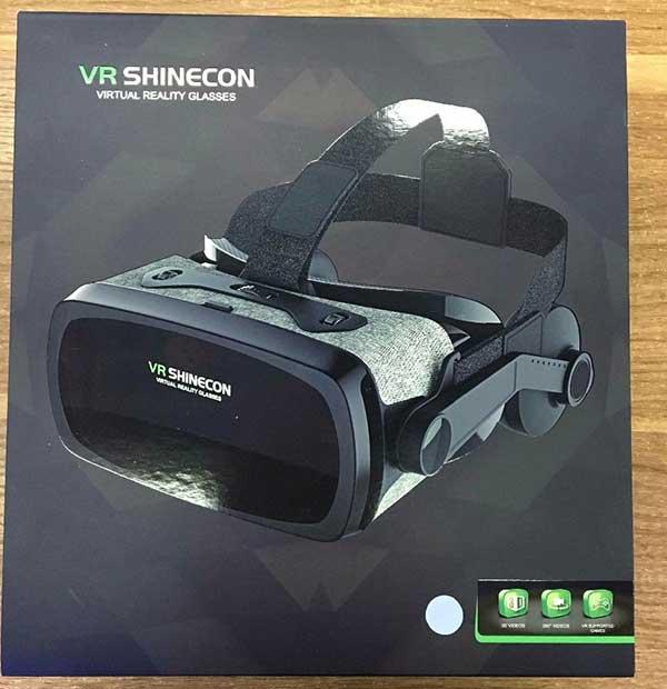 Đập hộp VR Shinecon G07E