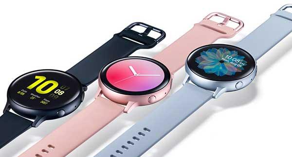 Đồng hồ Samsung Galaxy Watch Active 2