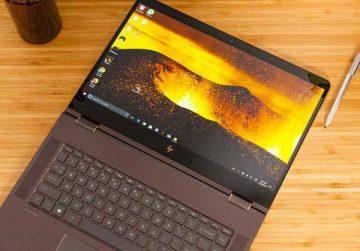 Đánh giá Ultrabook HP Spectre x360 15
