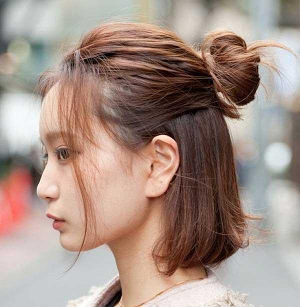 Hướng dẫn cách búi tóc