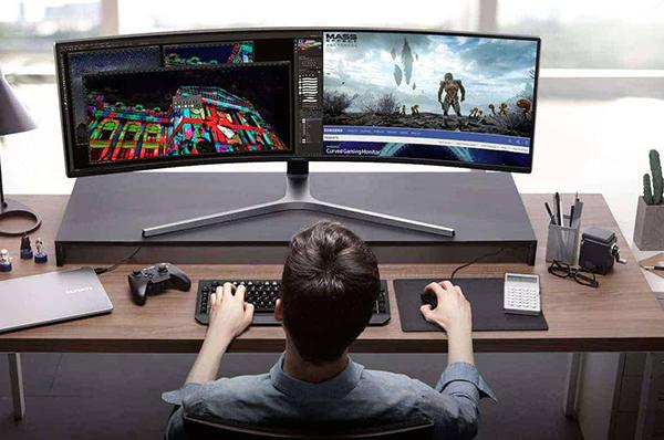 Màn hình cho game thủ