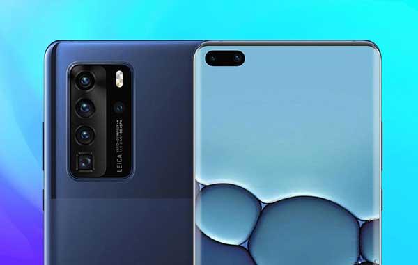 Màn hình Huawei P40 Pro