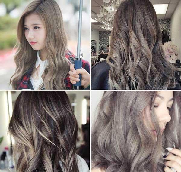 Màu tóc 2020