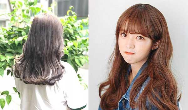 Màu tóc đẹp nhất