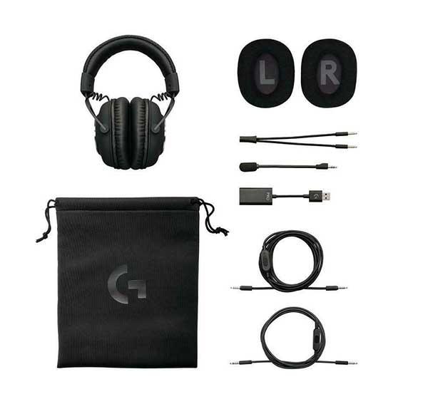 Phụ kiện tai nghe Logitech G Pro X