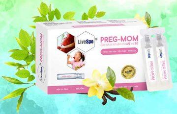 Đánh giá bào tử lợi khuẩn PregMom