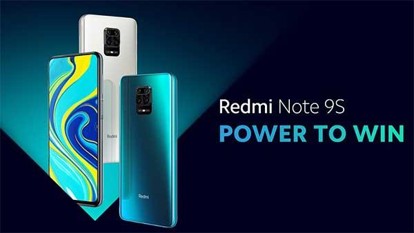 Sản phẩm Xiaomi Redmi Note 9S