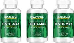 Đánh giá sản phẩm Testo Max tăng cường Testosterone 1