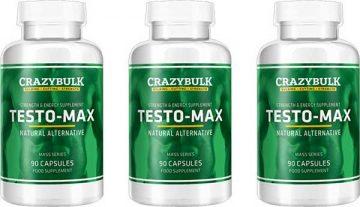 Đánh giá sản phẩm Testo Max tăng cường Testosterone