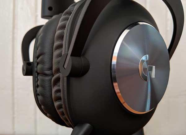 Thiết kế Logitech G Pro X
