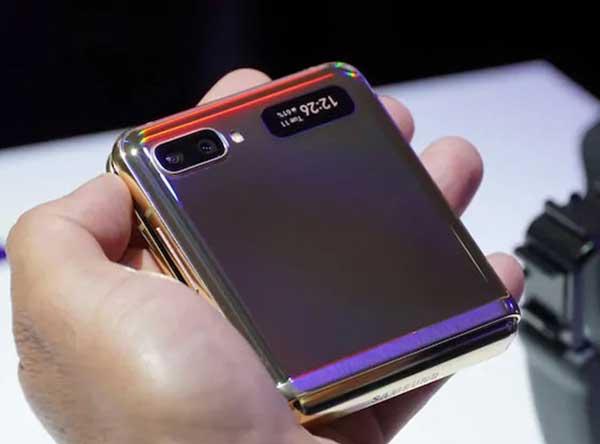Thiết kế Samsung Galaxy Z
