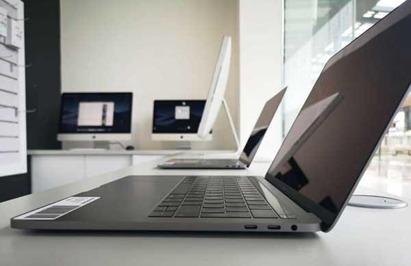 Thiết kế Macbook Pro 2019
