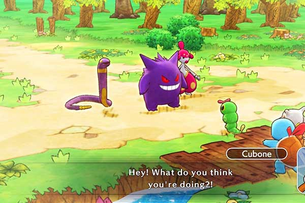 Tìm hiểu về Pokémon Mystery Dungeon: Rescue Team DX