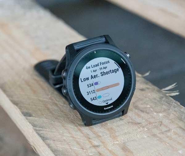 Ton đồng hồ Garmin Forerunner 945