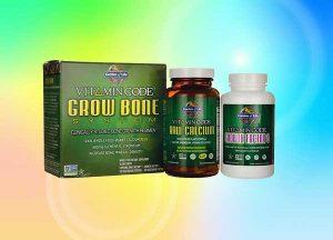 Đánh giá thuốc tăng chiều cao Vitamin Code Grow Bone System 1