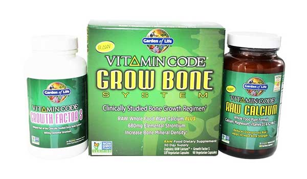 Vitamin Code Grow Bone