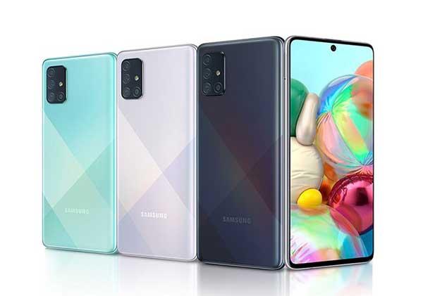 Samsung Galaxy A71 như thế nào