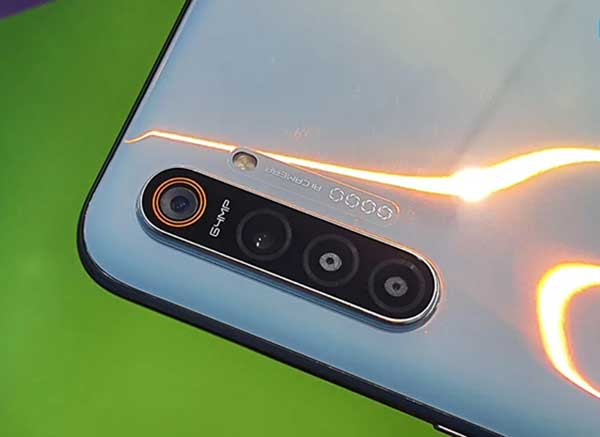 Camera Realme 6 Pro