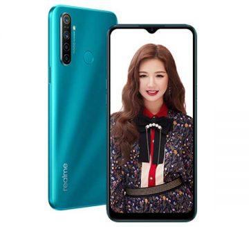Đánh giá điện thoại Realme 5i cùng Salenhanh