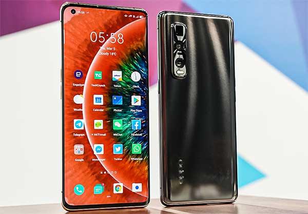 điện thoại thông minh oppo find x2 pro