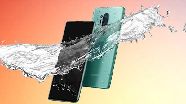 Khả năng chống nước OnePlus 8 Pro