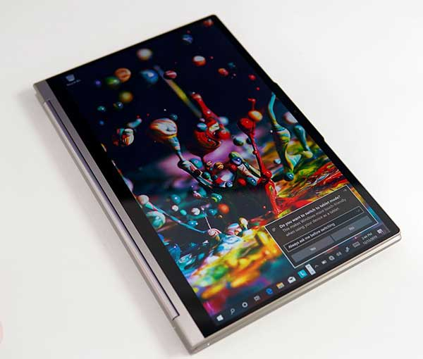 Kích thước Lenovo Yoga C940