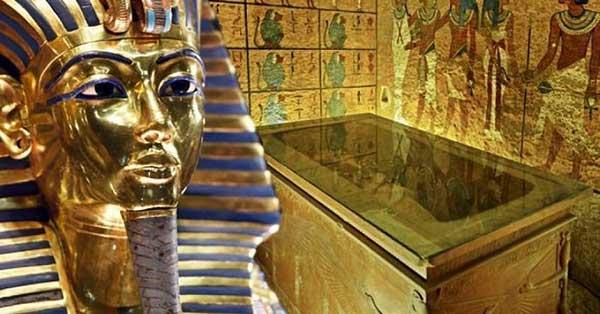 Lăng mộ vua Tut