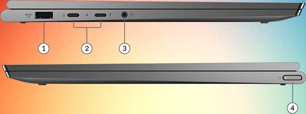 Lenovo Yoga C940 chính hãng
