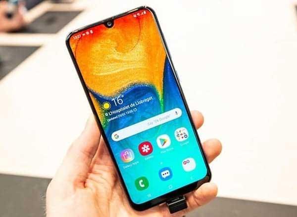 Màn hình Samsung Galaxy A41