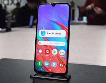 Đánh giá điện thoại Samsung Galaxy A41