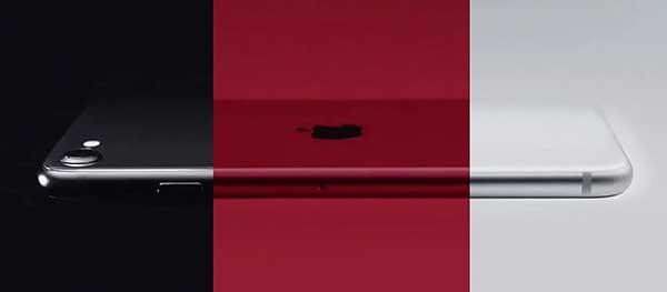 Màu sắc Iphone SE 2020