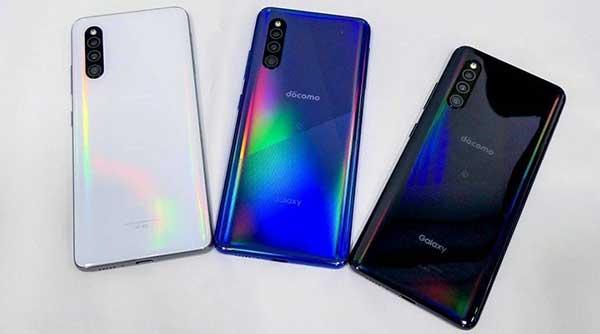 Màu sắc Samsung Galaxy A41