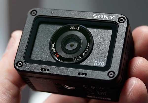 Máy ảnh Sony-RX0