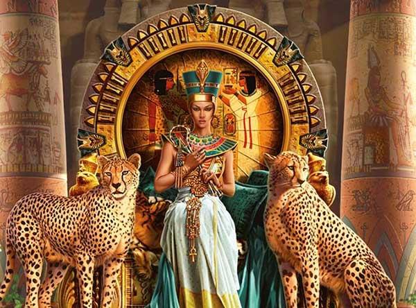 Phụ nữ tại ai cập cổ đại
