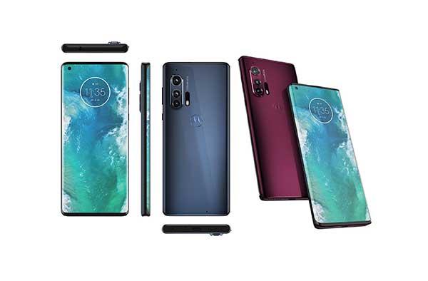 Review Motorola Edge Plus