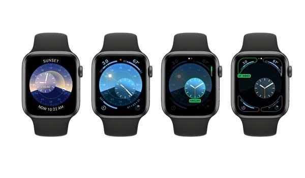 Thiết bị Watch OS 6