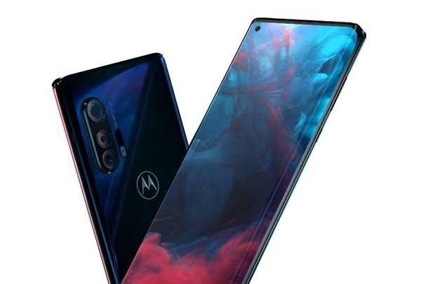 Thiết kế Motorola Edge Plus