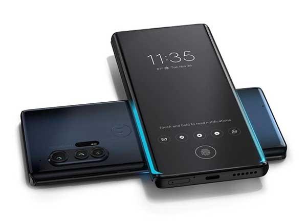 Đánh giá thiết kế Motorola Edge Plus